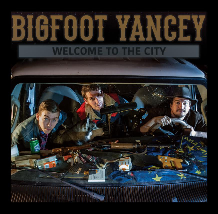 Bigfoot Yancey EP Welcome to the City Music Recording Music Production Ryan Sellick