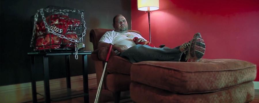 Doritos Spec ad for Doritos Crash the Super Bowl 2012 Sound Design by Ryan Sellick