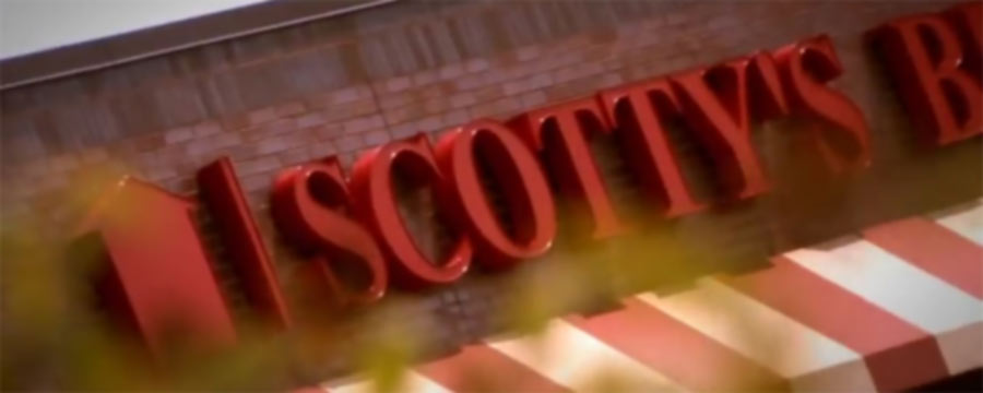 Scotty's Brewhouse sign