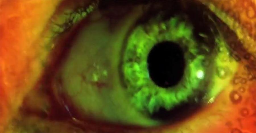 Experimental Sound Design Video by Jerin Kelly sound design by Ryan Sellick art visuals VJ