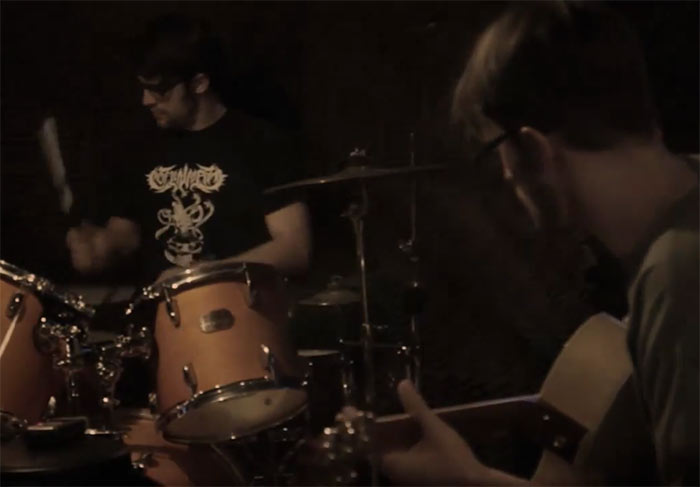 Dead Birds Adore Us Performing Acoustic Version of Ogre Ram Music Video Production by Ryan Sellick